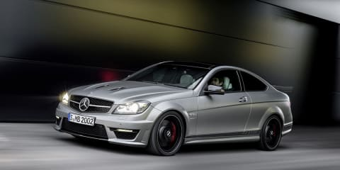 Mercedes-Benz C63 AMG Edition 507: SLS engine tech leads to power boost