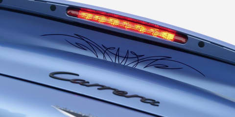 Porsche 911 Sally Carrera From