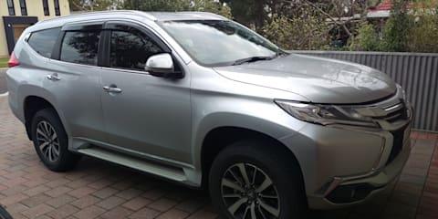 2016 Mitsubishi Pajero Gls LWB (4x4) Review