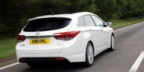 Hyundai i40 Preview