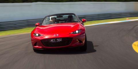 2016 Mazda MX-5 Review:: Sandown Raceway weekender