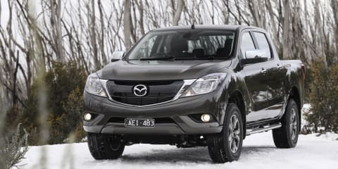 2016 Mazda BT-50:: Prices up, new features promised
