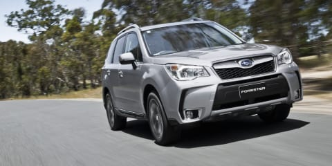 Subaru passes on free trade agreement savings; cuts up to $1000 from Forester, Impreza and XV