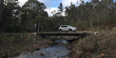 2015 Mitsubishi ASX XLS 4WD Review : Glamping Weekender