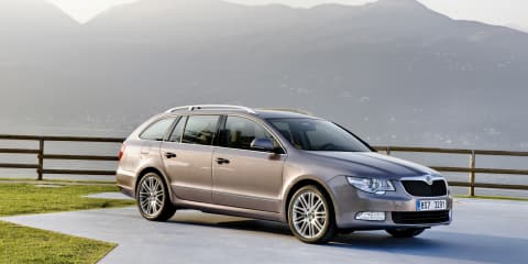 Skoda Superb Estate UK pricing announced