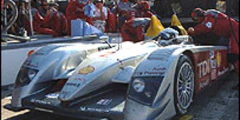 Audi Diesel Wins Le Mans