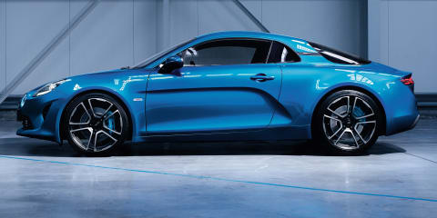 Alpine A110 confirmed for Australia