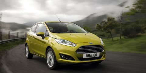 Ford Fiesta becomes UK's highest selling model ever