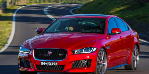 2016 Jaguar XE Review
