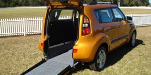 Freedom Motors Australia adds Kia Soul to wheelchair conversions range