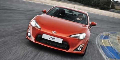 Subaru BRZ, Toyota 86 twins take top dynamics honours