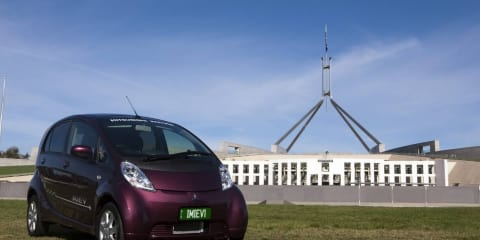 Mitsubishi i-MiEV to be priced below US$30,000 - report