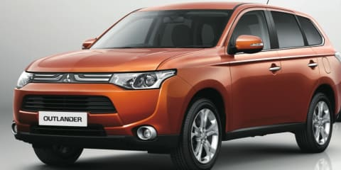 Mitsubishi Outlander: next-gen SUV on sale in November