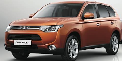 Mitsubishi Outlander: next-gen SUV on sale in November