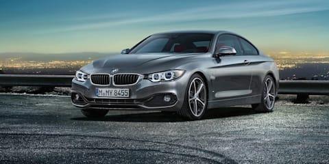 2016 BMW 4 Series updates in Australia around July