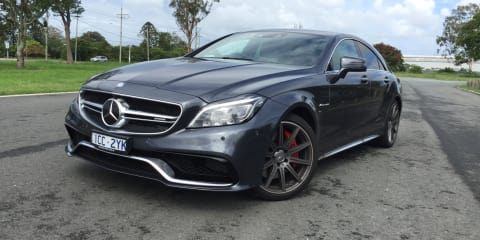 2015 Mercedes-Benz CLS 63 AMG S Review