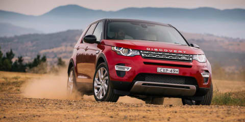 2015-16 Land Rover Discovery Sport recalled for Takata airbags
