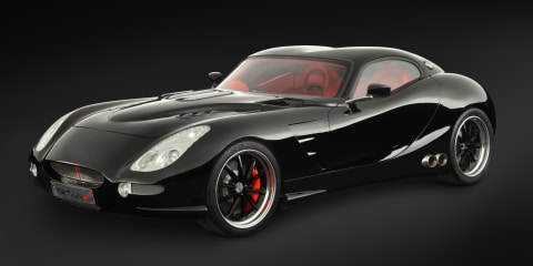 Trident Iceni Magna and Venturer :: world's quickest diesel sports cars set for global roll-out