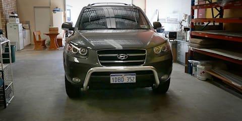 2009 Hyundai Santa Fe CRDi Long Term Review