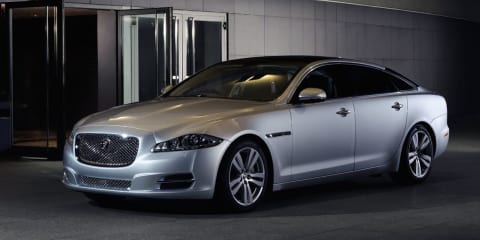 2014 Jaguar XJ gets more features, revised ride comfort