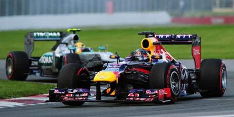 Aston Martin, Mercedes-Benz said to be in talks with Red Bull for new F1 partnership
