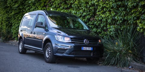 2016 Volkswagen Caddy Maxi Crewvan TSI220 review: Long-term report one – introduction