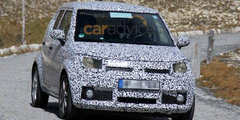 Suzuki iM-4 spy photos