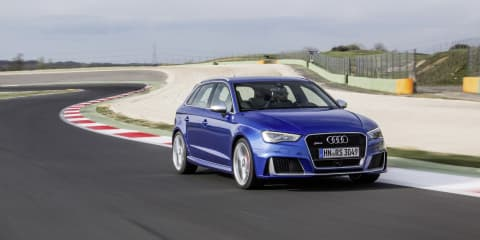 2015 Audi RS3 Sportback quattro to be priced 'around $80,000'