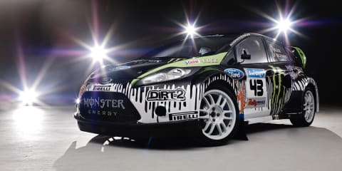 Video: Ken Block Gymkhana Three Ford Fiesta teaser