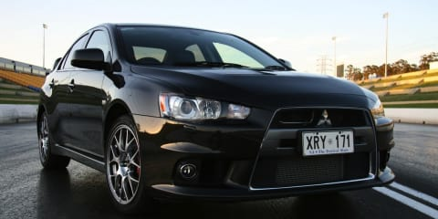 2008 MITSUBISHI LANCER EVOLUTION MR Review