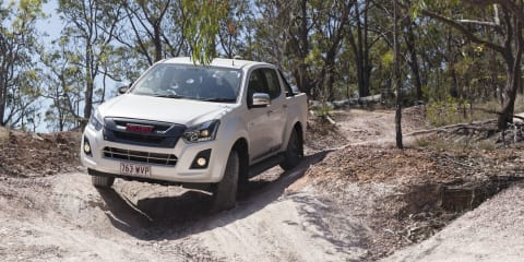 2017 Isuzu D-MAX X-Runner limited edition ute revealed