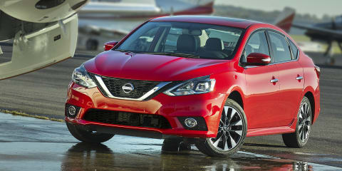 Nissan Sentra facelift previews possible Pulsar update