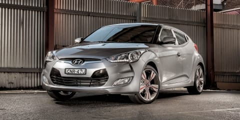 Hyundai Veloster Street: Oz-only special edition released from $24,990
