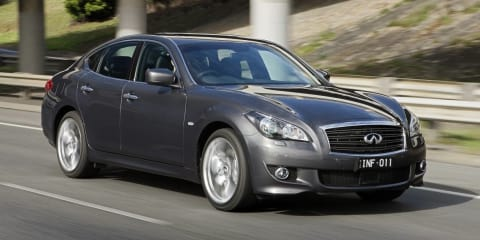 Infiniti Australia slashes prices across line-up to combat slow sales