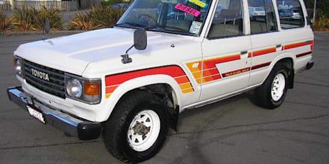 1986 Toyota Landcruiser (4x4) Review | CarAdvice