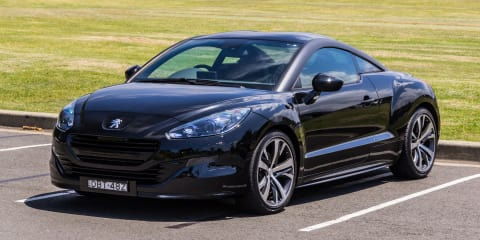 2016 Peugeot RCZ Review