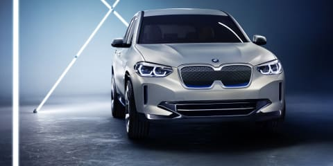 BMW Concept iX3 revealed