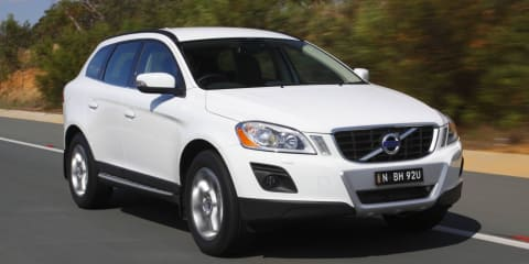 Volvo XC60 SUV crash avoidance programs linked to fewer accidents: study