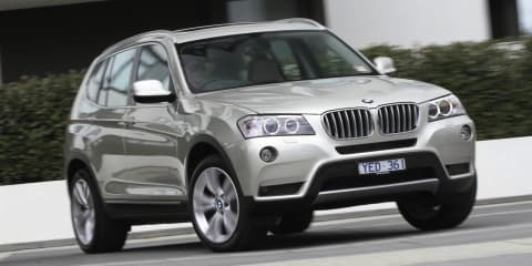 2013 BMW X3: specification upgrade boosts SUV value