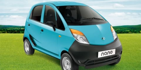 Tata Nano upgraded to combat slow sales