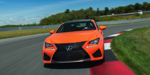"Lexus confirms interest in V8 Supercars, ""high level"" talks underway"