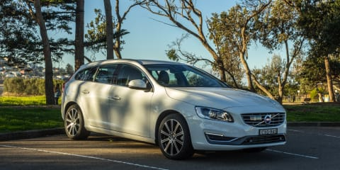 2015 Volvo V60 T5 Luxury Review :: Long-term report two