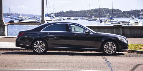 2015 Mercedes-Benz S600L Review