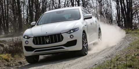 Maserati Levante V8 rumoured, diesel-only for local launch
