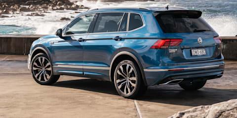 2018 Volkswagen Tiguan Allspace recalled