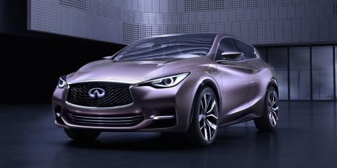 Mercedes-Benz engineers to take over development of Infiniti Q30