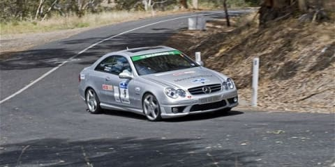 Mercedes-Benz aims for a Classic Record in Adelaide