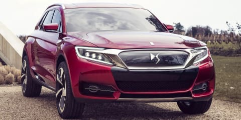 Citroen DS Wild Rubis to be built for China