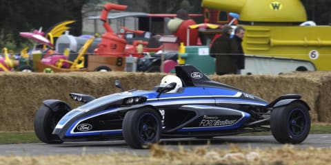 Ford FF1: Formula Ford-inspired road car headed for Goodwood