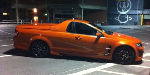 2008 HSV Maloo Review